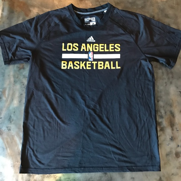 4ab2d2dfbb0 adidas Other - Men s NBA La Lakers Tee XL